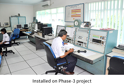Installed on Phase-3 project