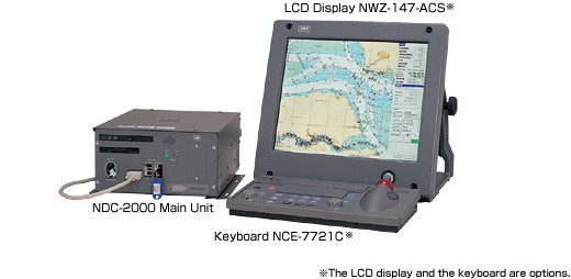 Image:SIMPLIFIED CHART DISPLAY NDC-2000