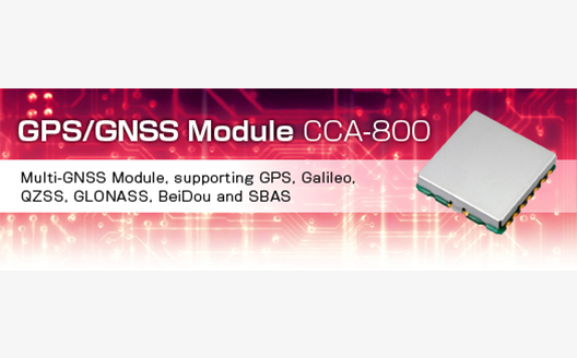 GPS Module | JRC(Japan Radio Co , Ltd )