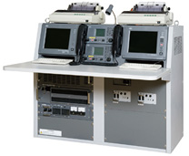Image:GMDSS console